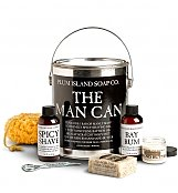 Spa Gift Baskets: The Man Can