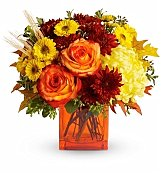 Flower Bouquets: Fall Radiance