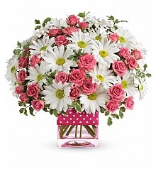 Flower Bouquets: Polka Dots & Posies