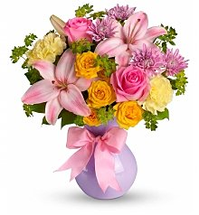 -Geo Low Price: Country Gardens Bouquet