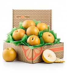 Fruit Baskets: Harvest of Asian Pears