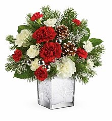 Flower Bouquets: Woodland Winter Bouquet