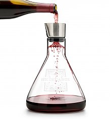 Wine Accessories & Decanters: Family Name Wine Decanter