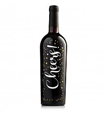 Wine Gifts: Cheers! Keepsake Red Wine Bottle